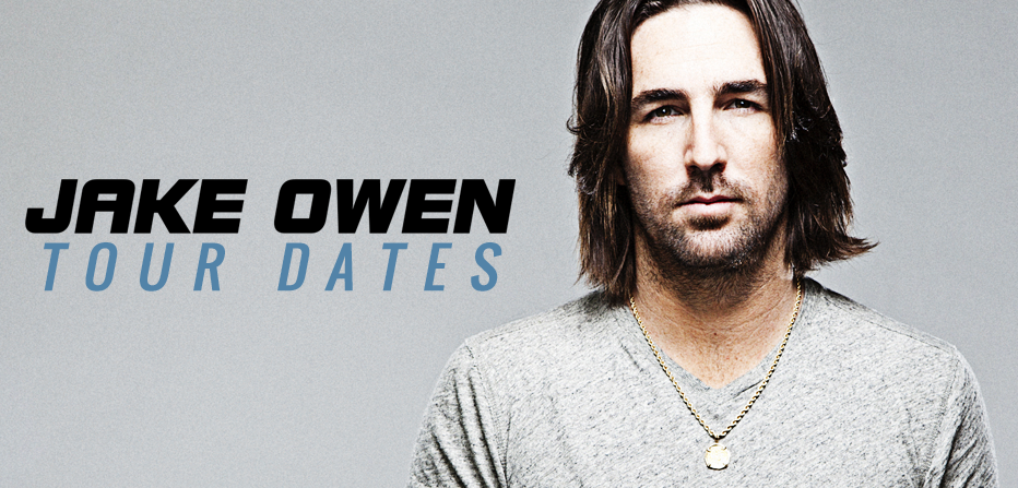 Jake Owen Tour Dates